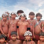 Brazil's Yanomami people - report that nine children have died with #COVID19 symptoms
