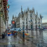 Rome and Milan move into #coronavirus Red Zone in Italy