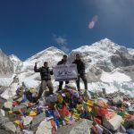 """UK: """"Everest climbers could have spread potentially more infectious and vaccine resistant' variant"""