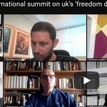 UK: International summit condemns Boris Johnson's THIRD Covid-19 catastrophe