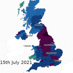 UK: nearly 100 covid deaths, 750 hospitalizations, outbreak looking as bad as January 2021